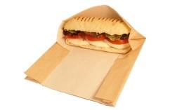 Für Baguette, Wrap, Sandwich