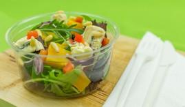 Deli Becher für kalte Speisen