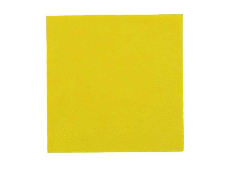 serviette gelb 3 lagig 1 4 falz 33 x 33 cm 250 st ck. Black Bedroom Furniture Sets. Home Design Ideas
