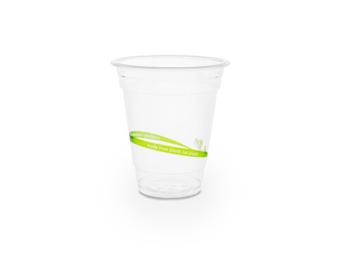PLA Smoothiebecher 300 ml/12oz, Ø 9,6 cm Eco Print